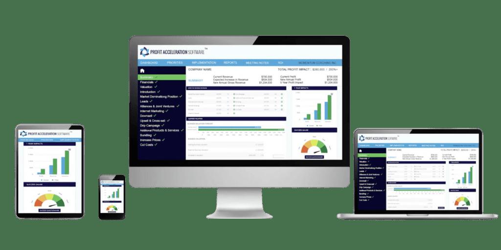 Profit Acceleration Software